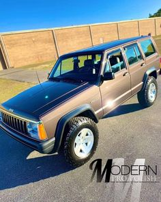 Cherokee Sport, Jeep Cherokee Xj, Jeep Xj, Trucks, Lifestyle, Four Wheel Drive, Truck