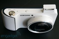 Samsung EK-GC100 Galaxy Camera with Android Jelly Bean, massive 4.8-inch display, 21x zoom, WiFi and 4G connectivity