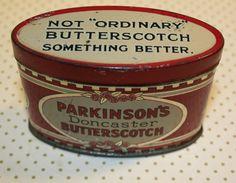 Delightful little Parkinson's Doncaster Butterscotch by Tinternet