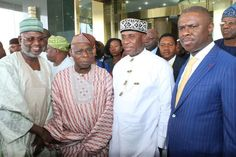 Obasanjo Charges Government, Stakeholders on Development of Maritime Sector