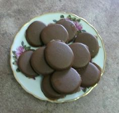 Charmingly Chocolate, Homemade Peppermint Patties