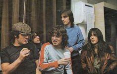 AC/DC - BIB tour, UK, 1980