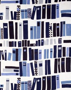 Furnishing fabric, by Jacqueline Groag  for Liberty & Co. 1954 - would frame it.