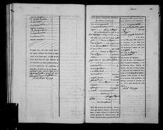 Antonio Perniciaro & Margherita Bruno 1823 marriage record
