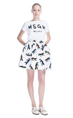 MSGM S/S 13 Look 15