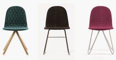 La Mannequin di Iker e le sedie spaiate - by hugsandviolence.blogspot.it