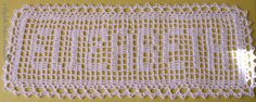 Elizabeth Filet Crochet