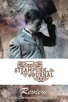 A review by Phoebe Darqueling of Steampunk Journal about Clockwork Angel by Cassandra