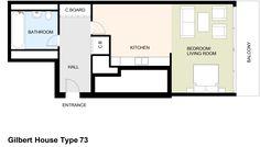 Gilbert House Type 73