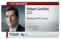 You may want to tune it to CNBC at 4pm.