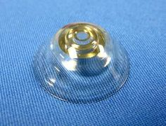 Telescopic contact lenses let you zoom in on demand | Wink once to zoom. Telescopic contact lenses that let the wearer switch between normal and magnified vision are coming into focus.
