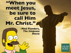 The Remarkable Spiritual Wisdom Of Ned Flanders From 'The Simpsons'