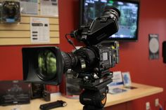 """Photos are now up from yesterday's Showroom Demo with the latest updates and news for the  Sony F5 + F55 with Jason Potz.  Jason covered the latest 4.1 features of the F5 and F55 plus some hardware updates (false color in the viewfinder) and new accessories (2/3"""" lens adapter) along with questions about the (coming soon) """"Doc Dock"""" and F5 to F55 Upgrade Kit.  Next Up:  F5/55 User Forum in September! https://www.facebook.com/media/set/?set=a.10152453369043797.1073741851.46957103796&type=1"""