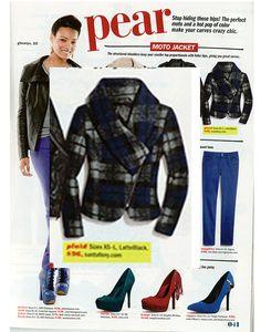 Seventeen Magazine - November 2012 Issue - LatteBlack