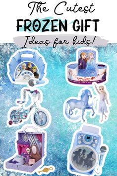 With the Frozen 2 movie coming soon I thought I would put together some cute Frozen Gift Ideas for Kids. Are you planning on seeing Frozen 2 in theaters? Get your kids ready with these Frozen themed gifts perfect for: Birthday Gifts – Throw your child an Anna and Elsa themed party with Frozen gifts and surprises! Disney Trips – Dress your kids up like their favorite Frozen character during your next Disneyland trip. My daughter loves to dress up like princess Ana when we go! 😍 Movie Gift, 2 Movie, Disneyland Trip, Disney Trips, Cute Frozen, Kids Up, Toddler Preschool, Birthday Presents, Cool Gifts