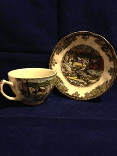 Johnson Brothers Friendly Village 5 Piece Place Setting New in Box | eBay