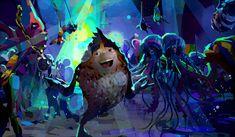 Living Lines Library: Shark Tale - Concept Art, Color Keys Dreamworks Animation, Animation Film, Nathan Fowkes, Shark Tale, Disney And More, Boy Birthday, Concept Art, Illustration Art, Character Design