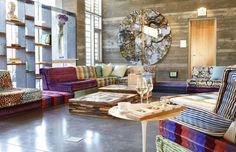 Turismo sustentável e de bom gosto no h2hotel, em Healdsburg, Califórnia, EUA #momondo