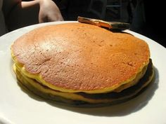 Every day is a pancake kind of day :)