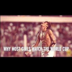 Yep. But I love football which is how I know about Neymar ~Adi