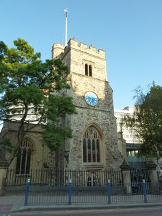The Church of St Mary the Virgin on the approach to Putney Bridge in SW London is of great historical significance, as it was the site of the Putney Debates in 1647 during the English Civil War.