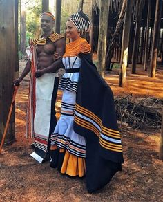 Behind the scenes shoot: Xhosa Bride from South Africa Styling @antherline Models @raykwaz & @palesamasiteng