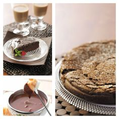 Dark Chocolate Recipes from Taste of Home
