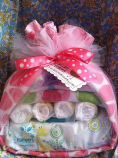 Babyshower cadeau