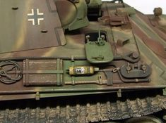 We need to start calling this the years of the Panthers since there is no let up in new releases with plenty more new kits on the way for While everyone is focusing on the Rye Field Panther G. Daimler Benz, Model Tanks, Military Modelling, Military Diorama, Steel Wheels, Paint Schemes, Armored Vehicles, Tamiya, World War Ii
