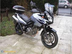 Moto SUZUKI Vstrom 650 dl - http://www.go-occasion.fr/moto-suzuki-vstrom-650-dl/