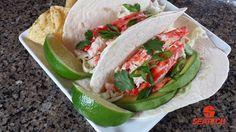 Chilean King Crab Tacos