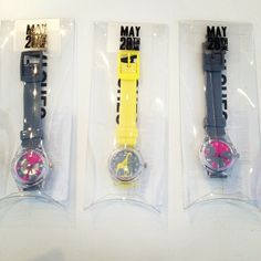 They may not be able to tell time but they still love to rock a watch and these are the cutest kiddo watches around! #canadiancompany #kidstyle via @mini mioche