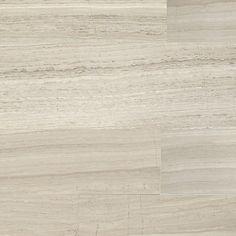 "Amazon.com: Daltile L191836V1U Natural Stone Collection Limestone Field Tile, Planks Chenille White 8"" x 36"" Vein-Cut Honed: Home Improvement $5.35"