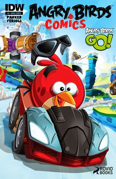 Angry Birds Comics 002 (2014) ………….……… | Viewcomic reading comics online for free