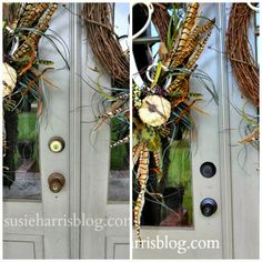 In just minutes you can change your doorknobs from drab to fab!