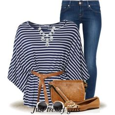 business casual dress code, Denim casual outfits for women http://www.justtrendygirls.com/denim-casual-outfits-for-women/
