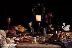 Medieval feast: Bloggers re-create modern and authentic versions of Game of Thrones recipes