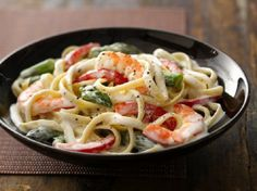 15 Pasta Recipes with Shrimp