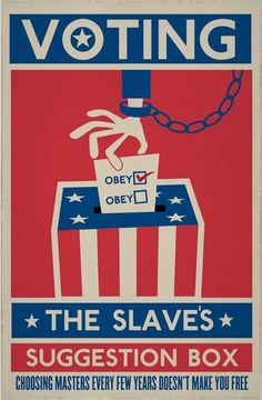 VOTING: The Slaves Suggestion Box