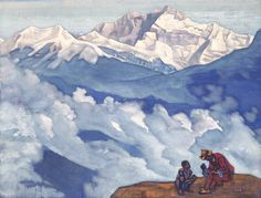 Selected paintings slideshows Nicholas Roerich Museum