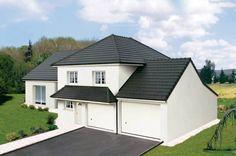 Afbeeldingsresultaat voor dak met platte dakpannen