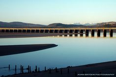 Kent Viaduct, Arnside, Cumbria