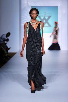 MTN Lagos Fashion & Design week: Spring/Summer 2013 Anita Quansah