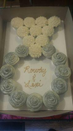 Walmart Bridal Shower Cakes : walmart, bridal, shower, cakes, Found, Www.pinterest.com, Wedding, Shower, Cakes,, Bridal, Cupcakes,, Cupcakes