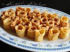 Savory Diwali snack. Seepu Murukku