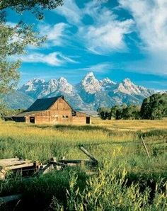 Teton Mountains