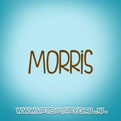 Morris (Voor meer inspiratie, en unieke geboortekaartjes kijk op www.heyboyheygirl.nl)