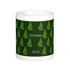 Christmas 2010 mug