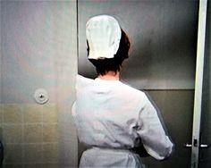 https://flic.kr/p/p7hVGz | Krankenschwester der DDR Psychiatrie,GDR Psychiatry Nurse | Bildaufnahme aus einem Psychiatriemuseum,Image capture from a psychiatric Museum