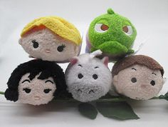 Tangled Tsum Tsum Collection Discovered